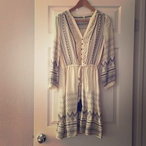 New beautiful dress from Anthropology   Size 2